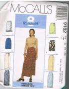 McCall's 9182 Skirts