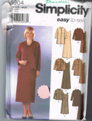 Simplicity 5904 Easy to Sew Wardrobe