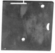 SINGER 240003 Slide Plate