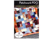 Swirly Girls Design Patchwork PDQ Ptrn