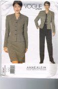 Vogue 2047 Jacket Pants Skirt Anne Klein
