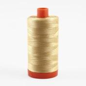 Aurifil Quilting Thread 50wt Butter