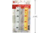 Vinyl Sewing Measuring Tape, 2 Pc - 150cm