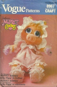 Vogue Patterns Craft Jim Hensen's Muppet Babies 599