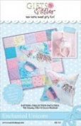 Sweet Chic Design Patterns Enchanted Unicorn