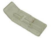 Elna Sewing Machine Plastic Pin Tuck Foot