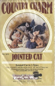 Jointed Cat - Full-size Patterns for 20cm , 25cm and 30cm Long Cats