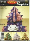 Simplicity 4345 Table Accessories