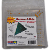 11cm x 11cm Designer Series Reverse-A-Rule - Unique & Innovative Squares, Rulers & Templates