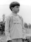 Boy's Authentic American Shirt Pattern