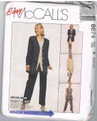 Easy McCall's 8674 Wardrobe