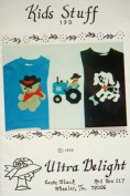 Kids Stuff Applique Patterns