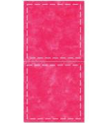AccuQuilt GO! Fabric Cutting Dies; Square 10cm - 1.9cm ; Quilt Block F