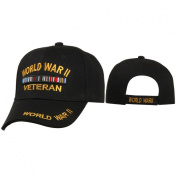 Veterans Hats C181 Embroidered World War Ii Cap - NEW W/tag