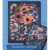 Autumn's Arrival Quilt Pattern By 4th & 6th Desgins