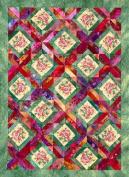 Trellis Garden Quilt Pattern By Joen Wolfrom