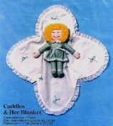 Cuddles & Her Blanket Sewing Pattern #203