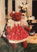 Hunnie Bear and Her Hunnie Bees by Barb Abker #110