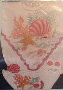 Shimmering Seashells - Easy Iron-On Patterns by Glenda Betz