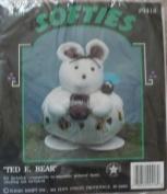 Ted E. Bear - Softies - Hobby Kraft Kit #9418