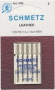 Schmetz Leather Machine Needles 110/18