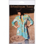 Sew Liberated Patterns-Schoolhouse Tunic