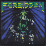 Forbidden-Twisted Into Form-Woven Patch