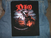 Dio Holy Diver Giant Back Patch