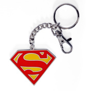 Noble Collection - Superman porte-clés metal Red Logo