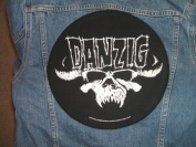 Danzig Giant Back Patch