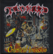 TANKARD-CHEMICAL INVASION-WOVEN PATCH