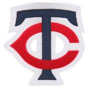 "The Emblem Source Minnesota Twins ""TC"" Logo Patch"