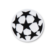 CHAMPIONS LEAGUE SOCCER SHIELD PATCH