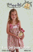 Baby Doll Dress & Purse