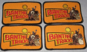 Bantha Tracks patch Star Wars fan club, package of 4