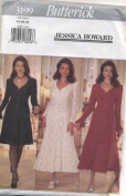 Butterick Jessica Howard Formal Dress Sewing Pattern #3199
