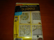 Shades : Sewing Patterns for Dummies : Simplicity Pattern #0750