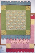 Big Block Quilt Pattern by Laura Heine