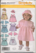 Simplicity Sewing Pattern 4665 size A