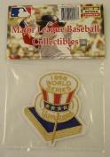 MLB World Series Patch - 1956 Yankees