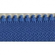"YKK #13cm 2-Way"" Moulded Separating Zipper ~ 90cm BLACK"