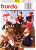 burda crafts 4233 Dwarfs/Elves