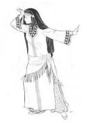 Cemiyeh's Caftan Pattern