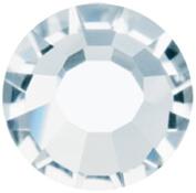 Mode Beads Preciosa Crystal Rhinestone Flatbacks, Crystal