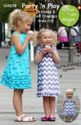 Party 'n Play OAD78 By Olive Ann Designs Pattern