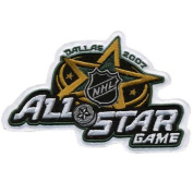 2007 NHL All-star Game Patch In Dallas
