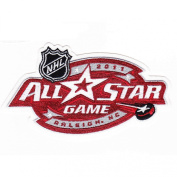 2011 NHL All Star Patch