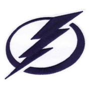 Tampa Bay Lightning Primary Team Logo Patch