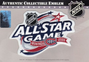 2009 NHL Hockey All Star Game Jersey Patch in Montreal Canadiens English Version
