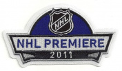 2011 NHL Premiere Game Patch